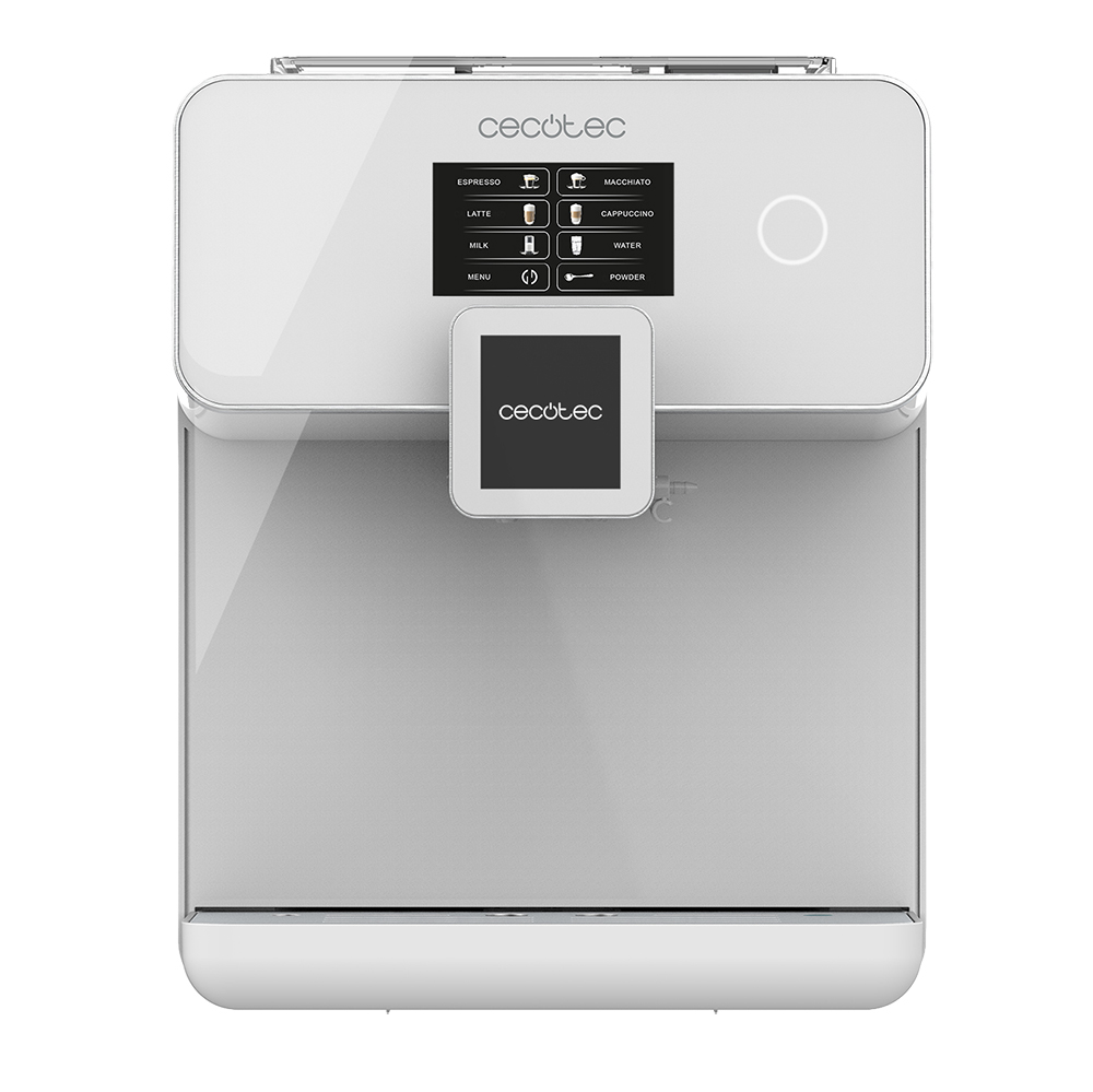 Cecotec kávovar Power Matic-ccino 8000 Touch, biely