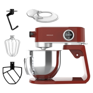 Cecomixer Twist&Fusion 4000 Luxury Red